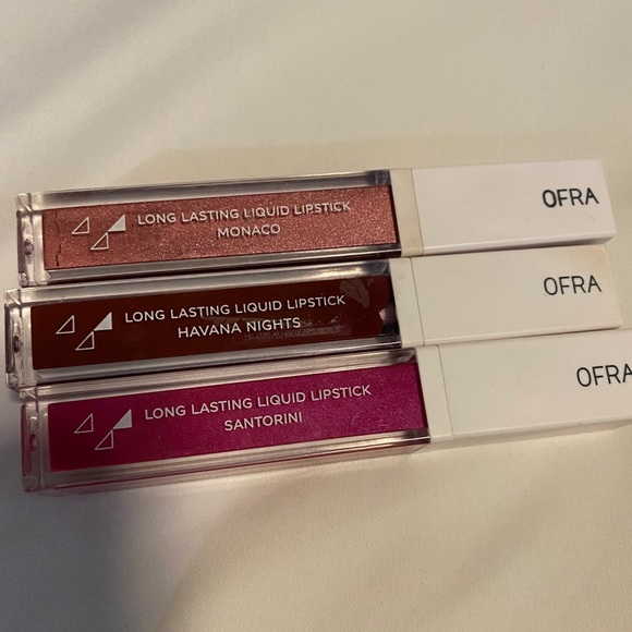 OFRA Liquid Lipstick Set